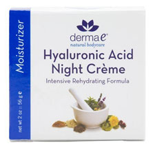 Hyaluronic Acid Night Creme Intensive Rehydrating Formula- 2 oz.